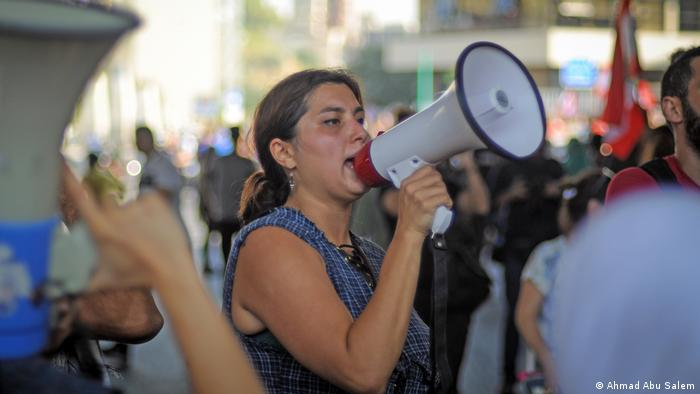 Roula Seghaier, Koordinator International Domestic Workers Federation