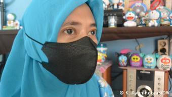 Atik Tri Wahyuni, aktivis pendamping korban pelecehan dan kekerasan seksual