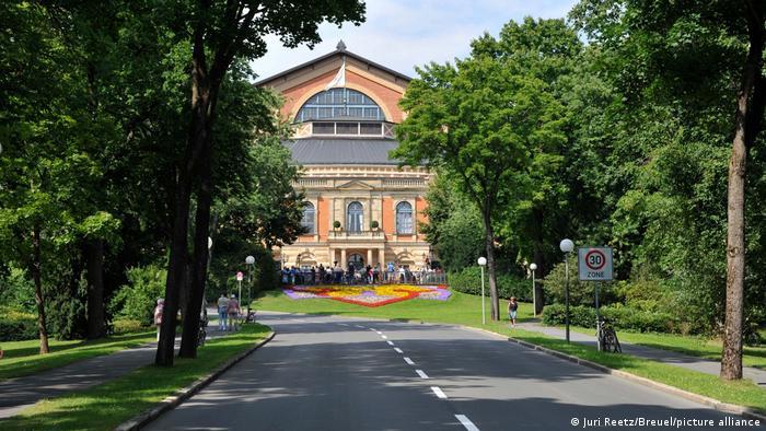 Bayreuth Festival Hall