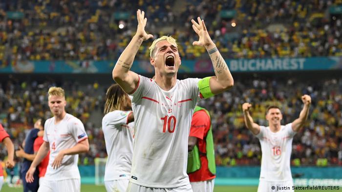 EURO 2020 | Frankreich vs Schweiz