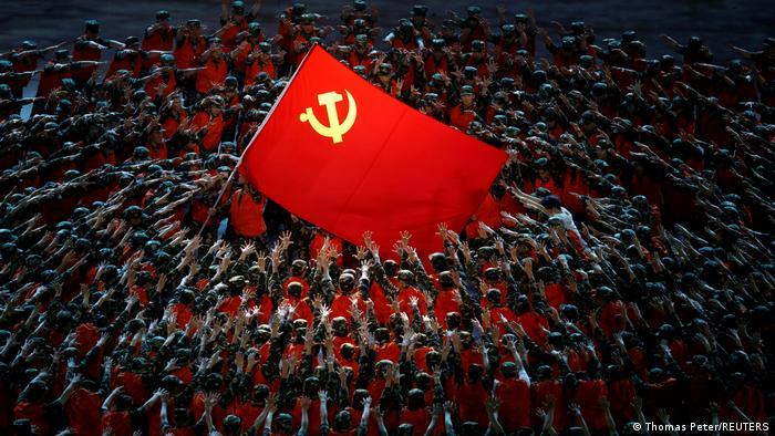 China Peking | Feier zum 100. Geburstag der Gründung der Kommunistischen Partei Chinas