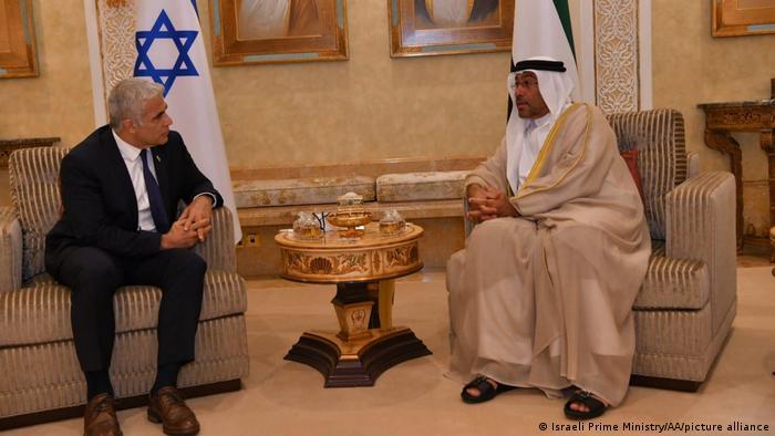 VAE | Besuch Yair Lapid | israelischer Außenminister