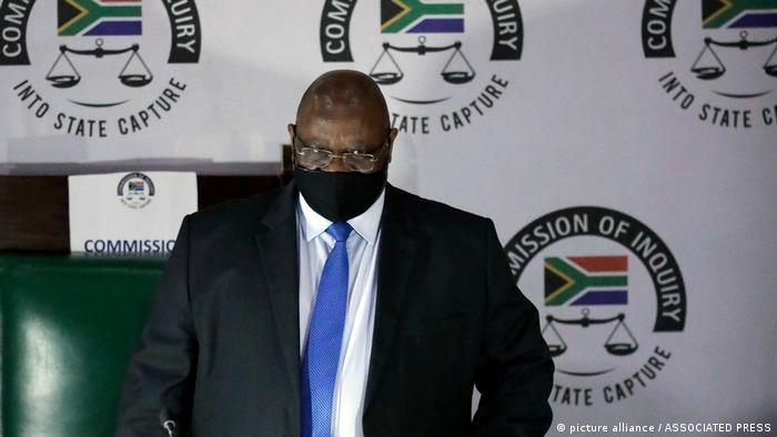 Raymond Zondo leitet die Kommission zur Untersuchung von Korruption und Betrug während Zumas Amtszeit