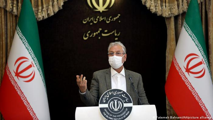 علی ربیعی، سخنگوی دولت جمهوری اسلامی