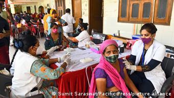 Ινδία | εμβόλια