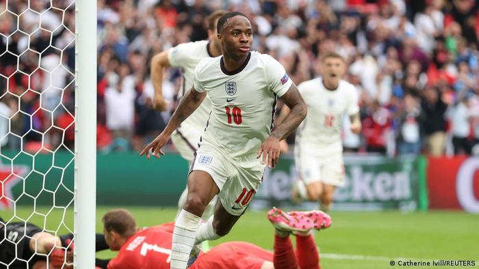 EURO 2020 | Deutschland vs England | Tor Sterling