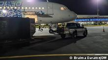 Description: Photos of the International Airport of Guinea-Bissau: Osvaldo Vieira via Braima Darame