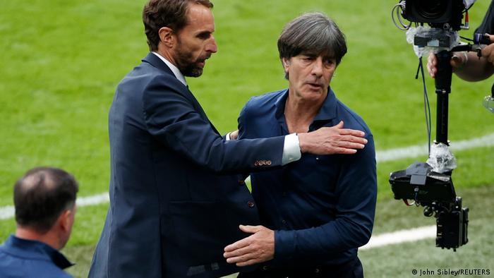 EURO 2020 | Deutschland vs England | Löw