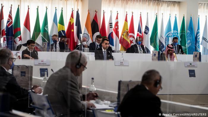 G-20 Gipfel in Matera