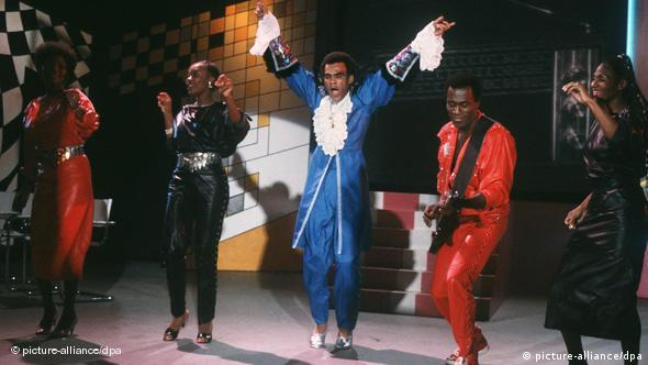 Band Boney M. 1985 Flash-Galerie
