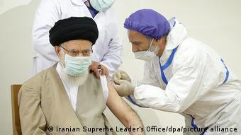 Coronavirus Iran   Impfung Ali Chamenei