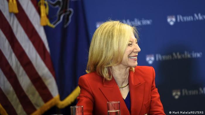 USA Amy Gutmann neue Botschafterin in Berlin