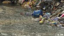 EcoAfrika. DRC polluted Congo RIver copyright_DW