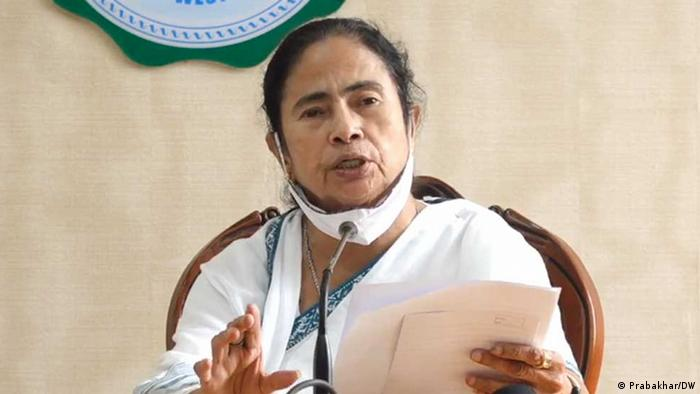 Indien Westbengalen |Mamata Banerjee, Chief Minister