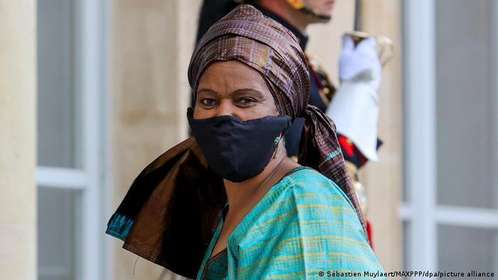 UN Women's Phumzile Mlambo Ngcuka