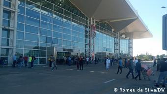 Mosambik Maputo |Flughafen