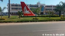 Hauptsitz der Linhas Aéreas de Moçambique DW, Romeu da Silva, 30.06.2021