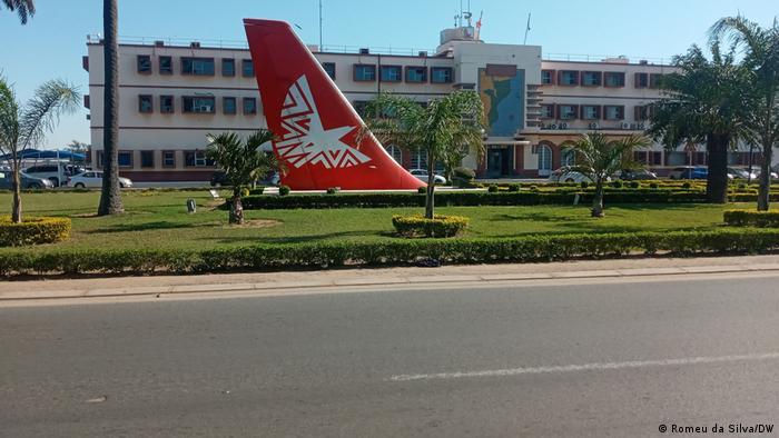 Mosambik Maputo |Hauptsitz der Linhas Aéreas de Moçambique