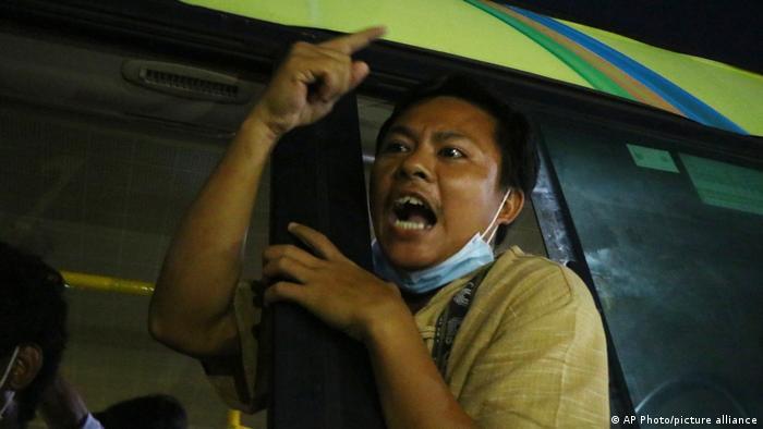 Myanmar | Freilassung Gefangene Demonstranten
