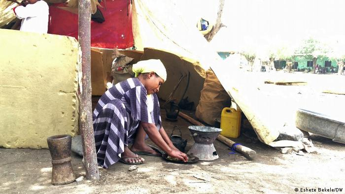 Äthiopien Shewa Robit IDP