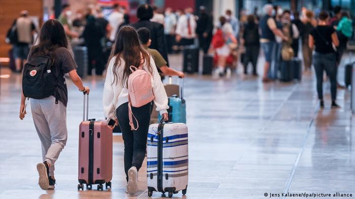 Deutschland Flughafen Berlin-Brandenburg (BER)