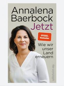 Cover of Annalena Baerbock's book
