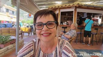 Griechenland Tourismus   Insel Lefkada  Anni Korre