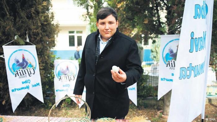 Çiftlik Bank'ın kurucusu Mehmet Aydın