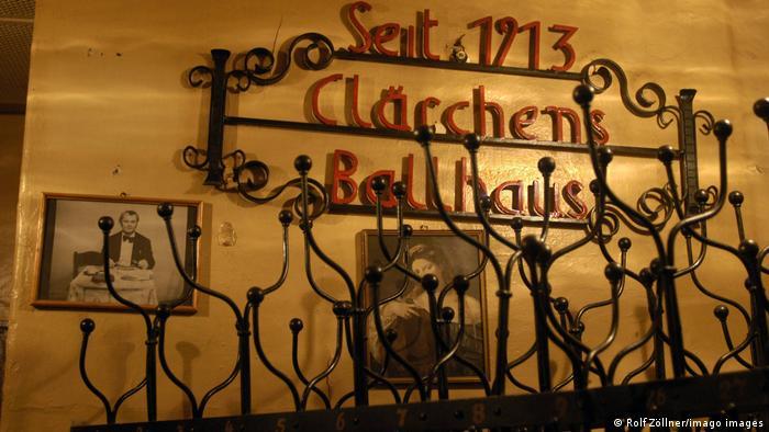 Clärchens Ballhaus.