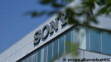 View of the closed mobile factory of Japanese consumer electronics maker Sony in Beijing, China, 15 April 2019. Japanese consumer electronics maker Sony recently shut a 20-year-old mobile factory in Beijing on declining sales and rising cost pressure, the Economic Observer reported.