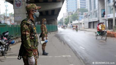 Bangladesh struggling to rein in COVID delta variant