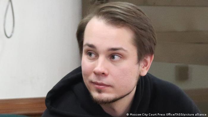 Бывший координатор московского штаба Навального Олег Степанов