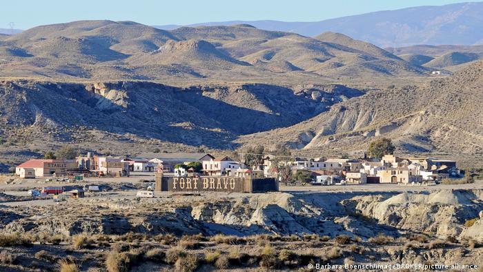 España I Oeste Ciudad de Fort Bravo