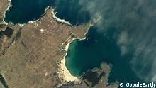 Es zeigt ein Campingplatz am Schwarzen Meer - Arapja, Bulgarien