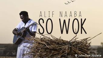 Alif Naaba - Sänger aus Burkina Faso