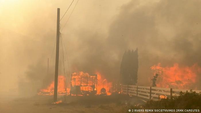 Kanada Waldbrände