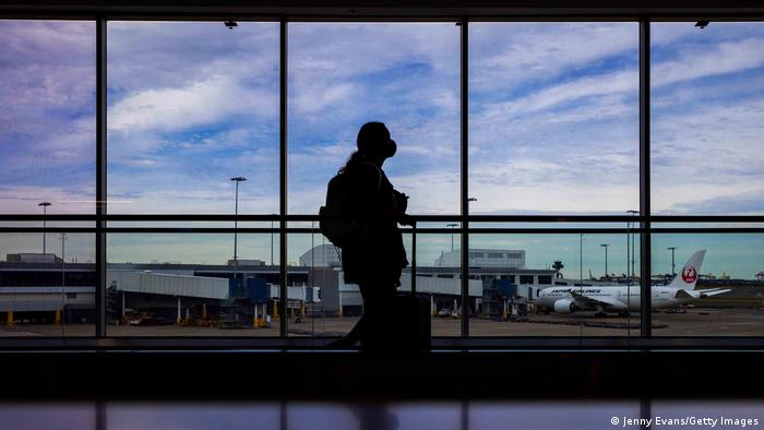 Australien | Coronavirus |Flughafen Sydney