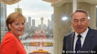 کارشناس آلمانی میگوید، اروپا نباید از دیکتاتورهای آسیایی میانه حمایت کند