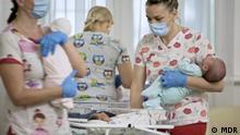 Geschäft mit dem Babyglück Leihmütter in der Ukraine 11318 MDR