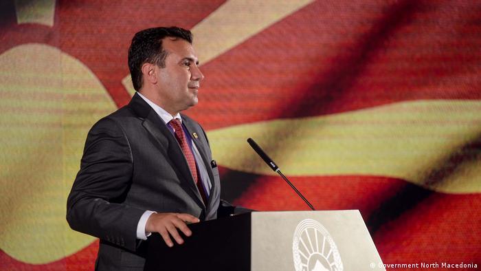 Nord-Mazedonien Prespa Forum Dialogue