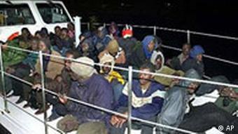Illegale Zuwanderung nach Spanien