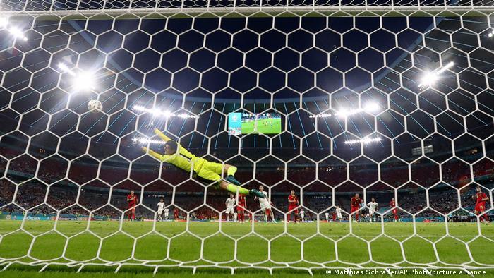 Euro 2020 Viertelfinale Italien vs Belgien Insigne Tor