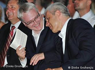 Josipović i Tadić