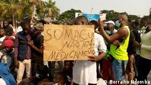 Angola, 03.07.2021 via Amos Zacarias, 03.07.2021