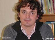 Dirk Halm i Qendrës për Studime Turke
