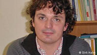 Dirk Halm vom Zentrum für Türkeistudien (Foto: ZfT)