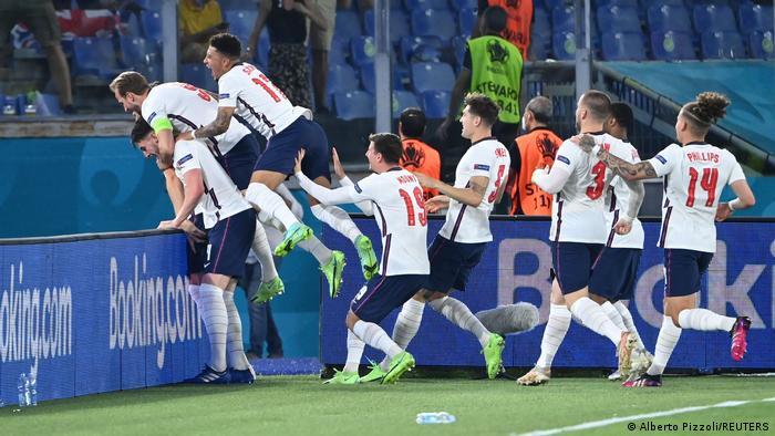 EURO 2020   Ukraine vs England   Tor Maguire