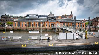 Гамбургский рыбный рынок