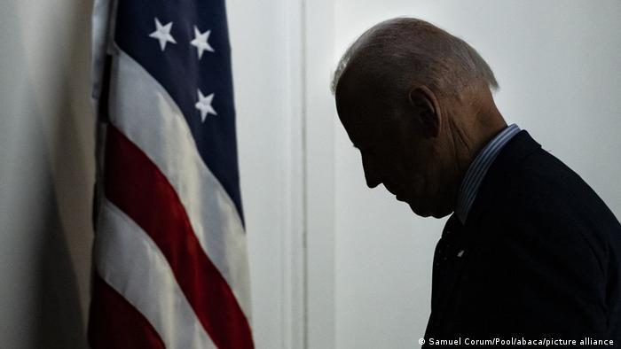 Washington Rede Präsident Joe Biden Wirtschaft