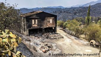 Κύπρος, πυρκαγιά, Λευκωσία,